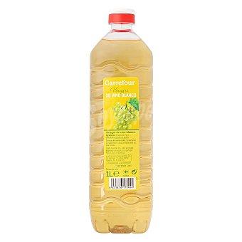 Carrefour Vinagre de vino blanco 1 l
