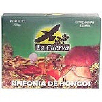 La Cuerva Sinfonía de hongos Estuche 250 g