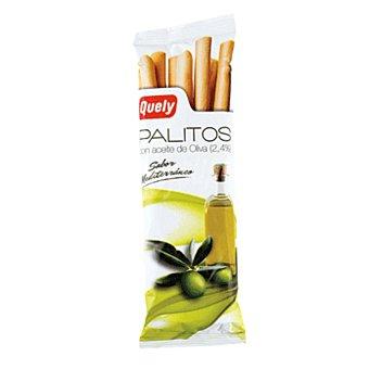 Quely Palitos con aceite de oliva Bolsa 50 g