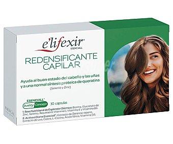 E'lifexir Complemento alimenticio para el buen estado del cabello y las uñas 30 uds