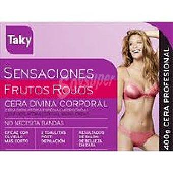Taky Cera Divina Sensaciones Tarro 400 g