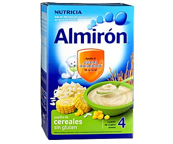 Almirón Nutricia Papilla de cereales sin gluten (a partir de 4 meses) 500 gramos