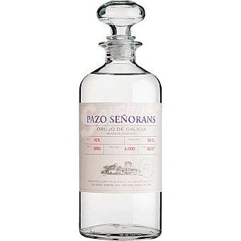 PAZO SEÑORANS Aguardiente de orujo 100% albariño IGP Orujo de Galicia Botella 50 cl