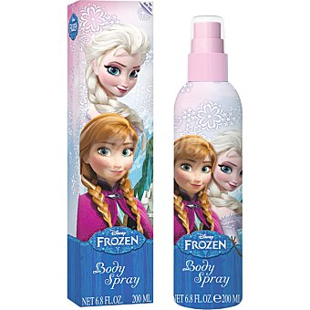 DISNEY Frozen Colonia corporal infantil  spray de 200 ml