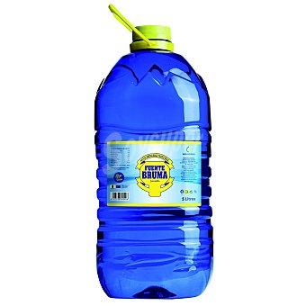 Agua mineral Fuente Bruma 5 l