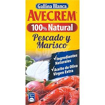 Avecrem Gallina Blanca Caldo de pescado y marisco 100% Envase 10 pastillas