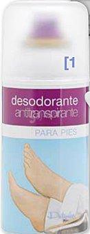 Deliplus Desodorante spray pies antitranspirante Bote 150 cc