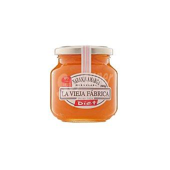 La Vieja Fábrica Diet mermelada extra de naranja amarga frasco 300 gr Frasco 300 gr