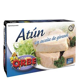 Orbe Atún en aceite de girasol 143 g