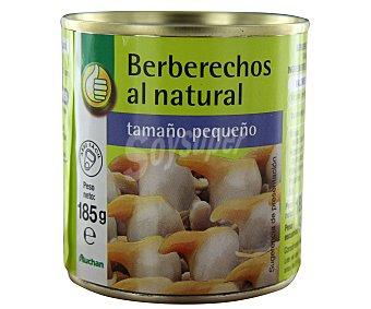 Productos Económicos Alcampo Berberechos pequeños al natural Lata de 90 grs
