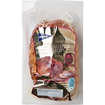Hipercor Muslo de pollo asado al horno relleno con jamón serrano pieza 280 g 280 g