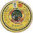 Quesuco queso de vaca elaborado con leche pasteurizada D.O.P. Cantabria peso aproximado pieza 500 g Merco