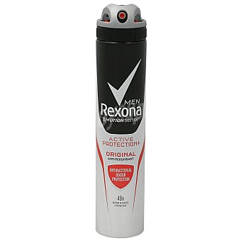 Rexona Desodorante para hombre antitranspirante 48 horas active protection+ Spray 200 ml