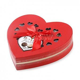 Estuche corazón de bombones 170 g