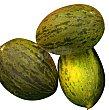 Melon piel sapo pieza entera u 3 kg