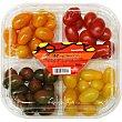 Tomate cherry mix 4 estaciones Bandeja 400 g