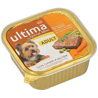 Ultima Affinity Alimento para perros mini con pollo y legumbres Tarrina 150 gr