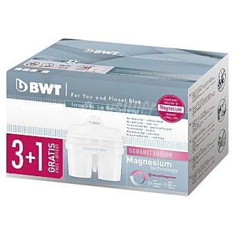 BWT Cartucho Filtro para jarra BWT envase 3+1