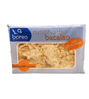 Barea Tortillitas bacalao 500 g