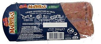 Campofrío Salchicha a la pimienta Sobre 200 g