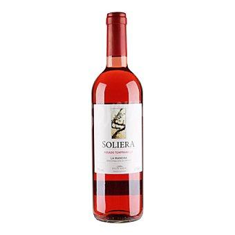 SOLIERA Vino rosado D.O. La Mancha 75 cl