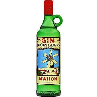 Xoriguer Ginebra nacional de Mahon Botella 70 cl