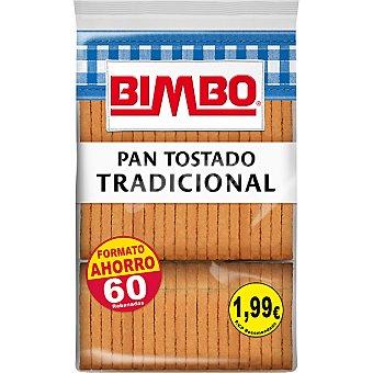 Bimbo Pan tostado tradicional 550 g