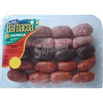 Mafrica Barbacoa para aperitivo Bandeja 700 g