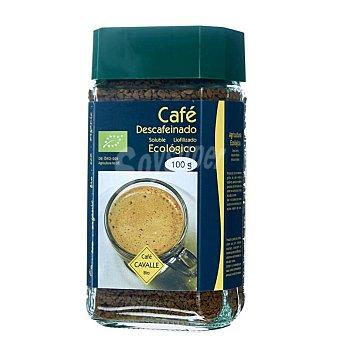 Cavalle Café soluble ecológico descafeinado Estuche 100 g