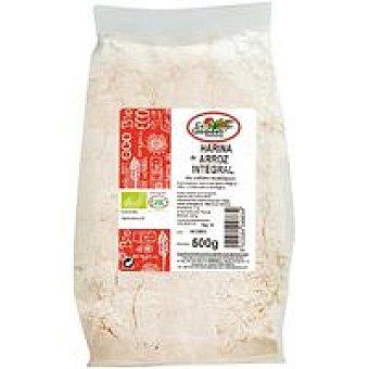 EL GRANERO Harina de arroz integral Bolsa 500 g