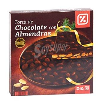 DIA Torta de chocolate con almendras Estuche 200 gr
