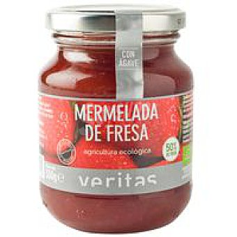 Veritas Mermelada de fresa sirope Tarro 330 g