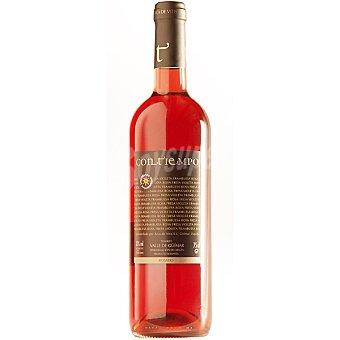 Contiempo Vino rosado D.O. Valle de Güimar Botella 75 cl