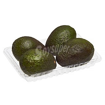 Aguacate Paquete 600 g aprox. (3-4 unidades)