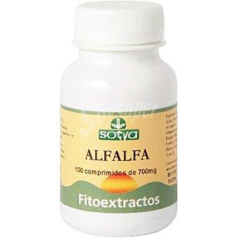 SOTYA Alfalfa Envase 100 comprimidos