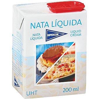 HIPERCOR nata líquida esterilizada envase 200 ml