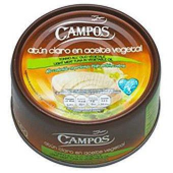 Campos ATUN CLARO ACEITE VEG 104 GRS