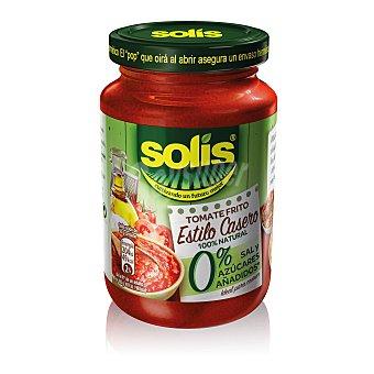 SOLIS Tomate frito casero 0% sal y azucares  Tarro de 350 g
