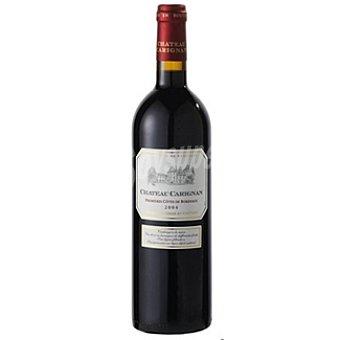 CHATEAU CARIGNAN Vino tinto Francia Botella 75 cl