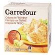 Crepes de trigo con relleno de queso 300 G 300 g Carrefour