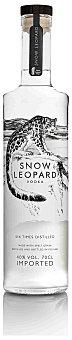 Snow Leopard Vodka premium Botella 70 cl