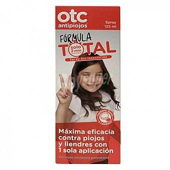 Ferrer Otc antipiojos y liendres spray fórmula total con 1 sola aplicación 155 ml 155 ml