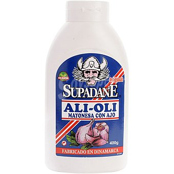 Supadane Salsa ali oli mayonesa con ajo bote 450 g bote 450 g