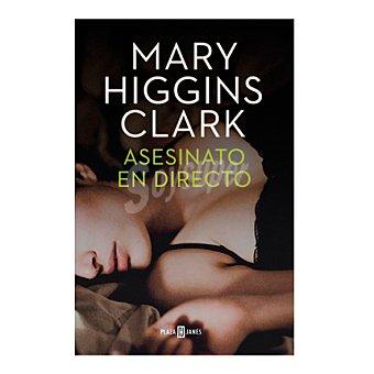 Mary Higgins Libro Asesinato en directo 1 ud