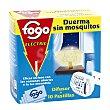 Insecticida eléctrico antimosquitos difusor + caja 1 ud 10 pastillas Fogo