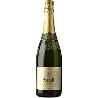 PORTELL Cava Brut Nature Botella 75 cl