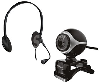 TRUST EXIS Chatpa Webcam clásica