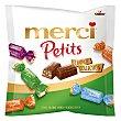 Bombón chocolate Collection Petits Merci 125 G 125 g Crunch Nestlé