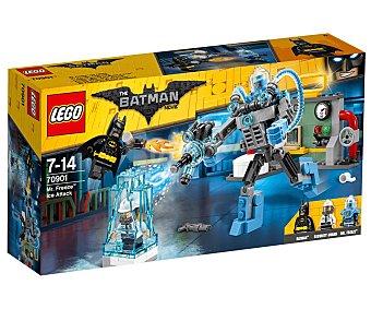 Batman Juego de construcciones Ataque gélido de Mr. Freeze, The Movie 70901 lego