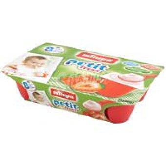 Milupa Petitt de fresa Pack 360